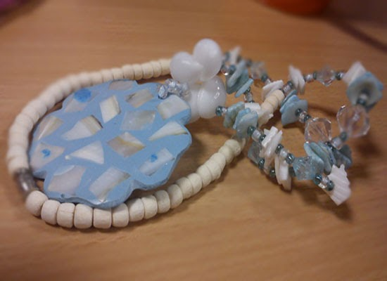 Accessories: Necklace from Boracay