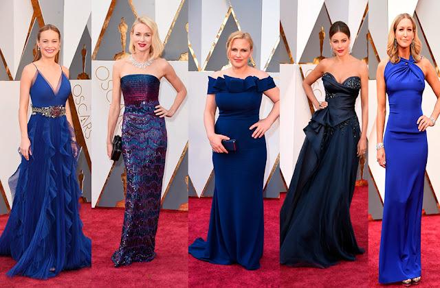 Brie Larson, Naomi Watts, Patricia Arquette, Sofia Vergara, Lara Spencer (foto: Getty Images)