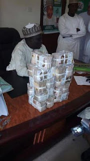 Huge stack of money on deputy governor's desk: Bauchi government releases statement