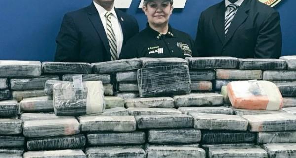 Llegan a Puerto Rico 533 kilos de drogas provenientes de Venezuela - Estamos huyendo con todo!