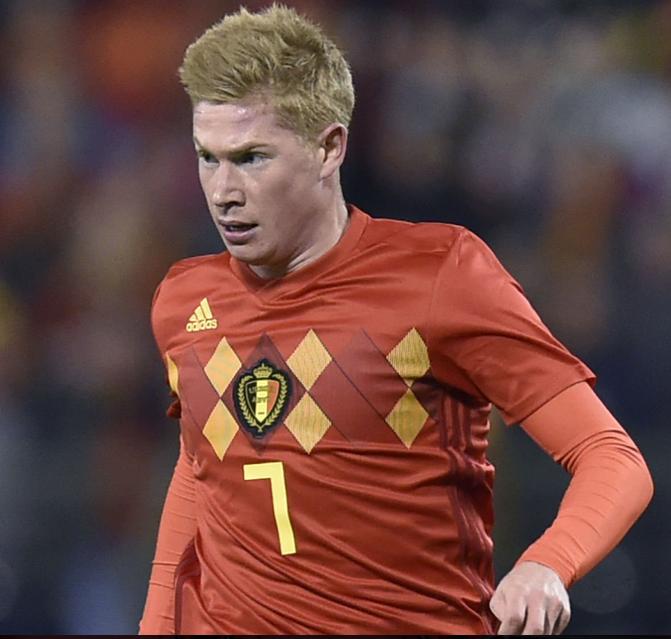 51ee92e56 Kevin de Bruyne (Belgium). Pic credit: Sky Sports.