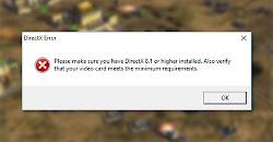 Cara Mengatasi Masalah DirectX 8.1 di Command & Conquer