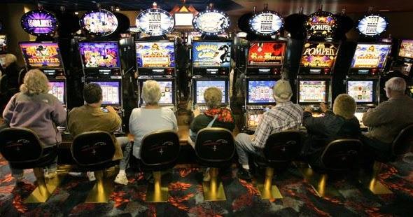 Tulps slot machine