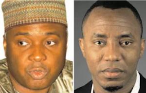 Judge orders Sahara Reporters Sowore to Pay Senate President Saraki N4 Billion Damages