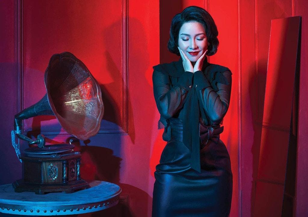 Diva Mỹ Linh: 'Tôi từng nghĩ mình phải là ngôi sao và được yêu thích' -1
