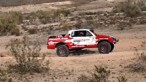 Honda Podiums at Baja