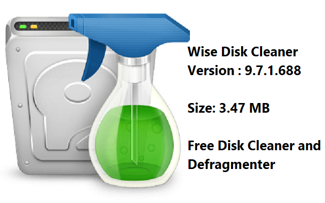 تحميل برنامج تنظيف وتسريع الكمبيوتر Wise Disk Cleaner 9.7.1.688 آخر إصدار