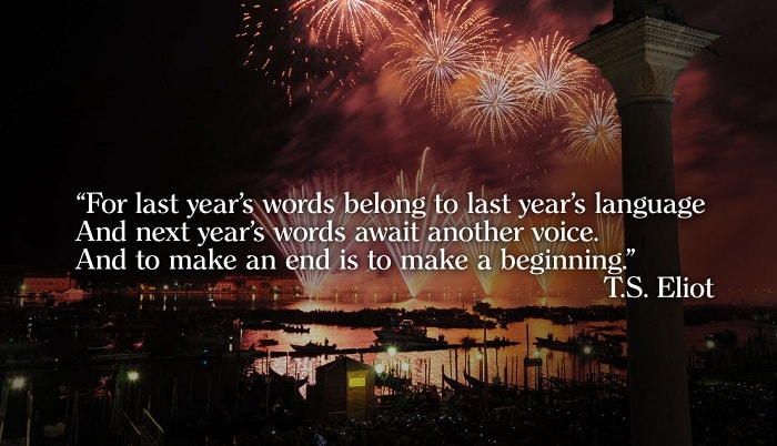 Happy New Year Best  Quote