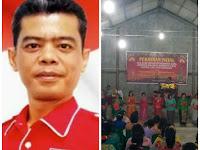 Harapan Panjaitan Mengucapkan: Selamat Natal Ina HKBP Tanjung Morawa Kota