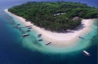 Gili Nanggu di Lombok Barat