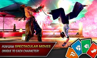 dan sangat menyukai game tekke kini ada sudah tidak perlu lagi ke ps Download TEKKEN Mod Versi 1.2.2 Apk + Mod Unlocked Data for Android