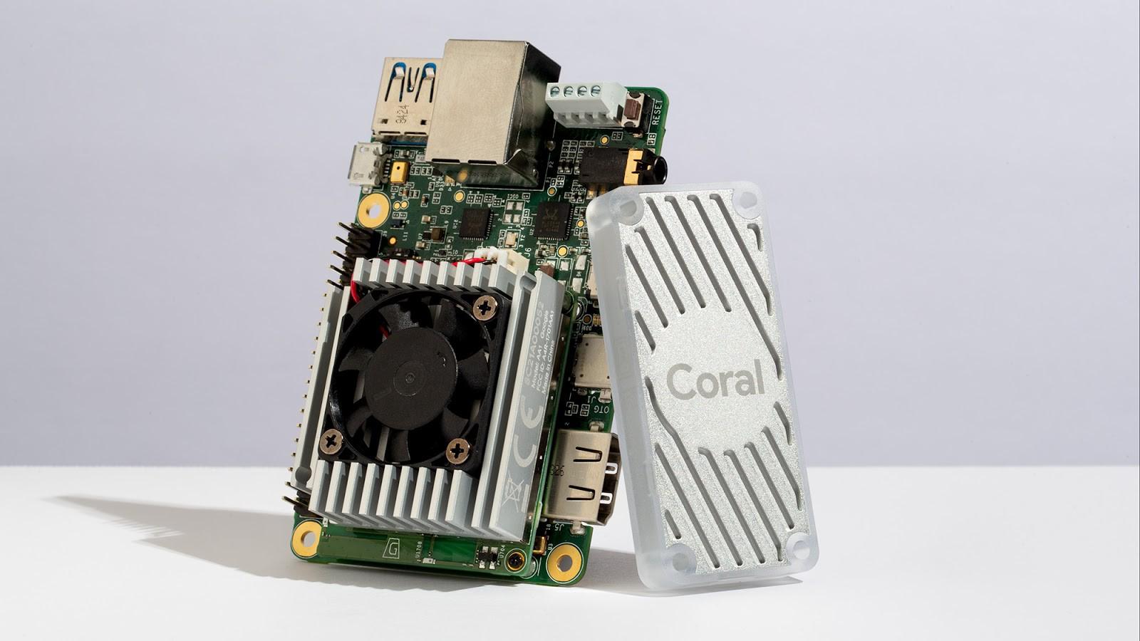 coral dev board