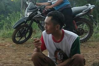 Saepul Anwar (21), warga Cisigung, Cicadas Rongga