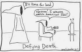 Death cartoon