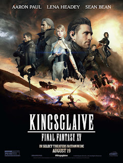 Kingsglaive Final Fantasy: XV (2016) – ไฟนอล แฟนตาซี 15: สงครามแห่งราชันย์ [พากย์ไทย]