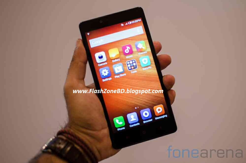 Xiaomi Redmi 1 Official Firmware Flash File 100% Tested