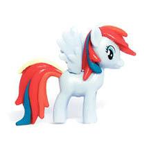 My Little Pony Chocolate Ball Figure Wave 2 Rainbow Dash Figure by Chupa Chups