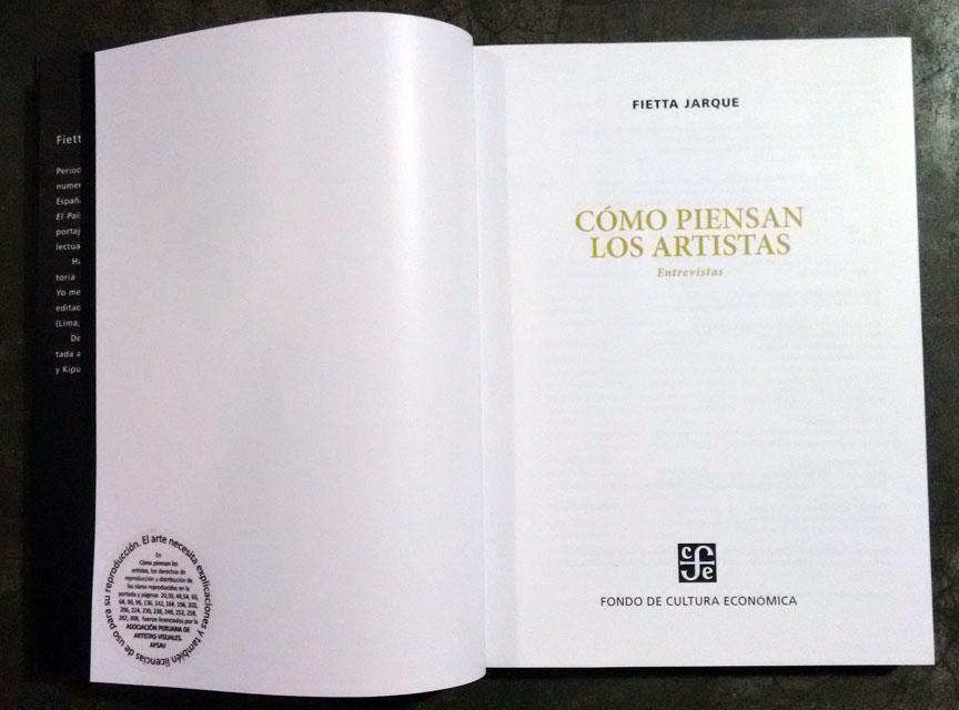 El Anexo Arte Contemporáneo: Lecturas recomendadas
