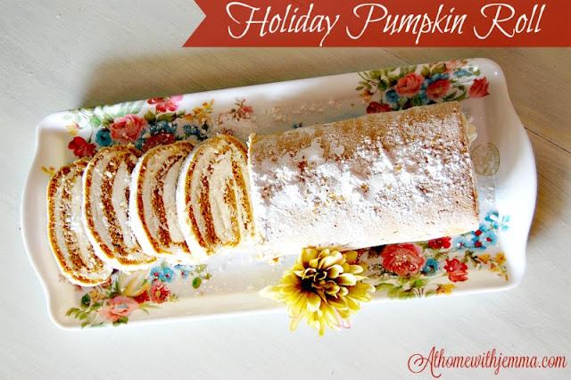 Cake-holidays-dessert-pumpkin-jellyroll-recipe-athomewithjemma
