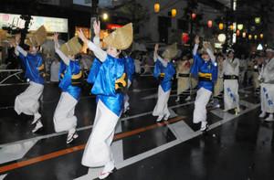 新座阿波踊り大会