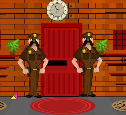 ZooZooGames Prison Escape