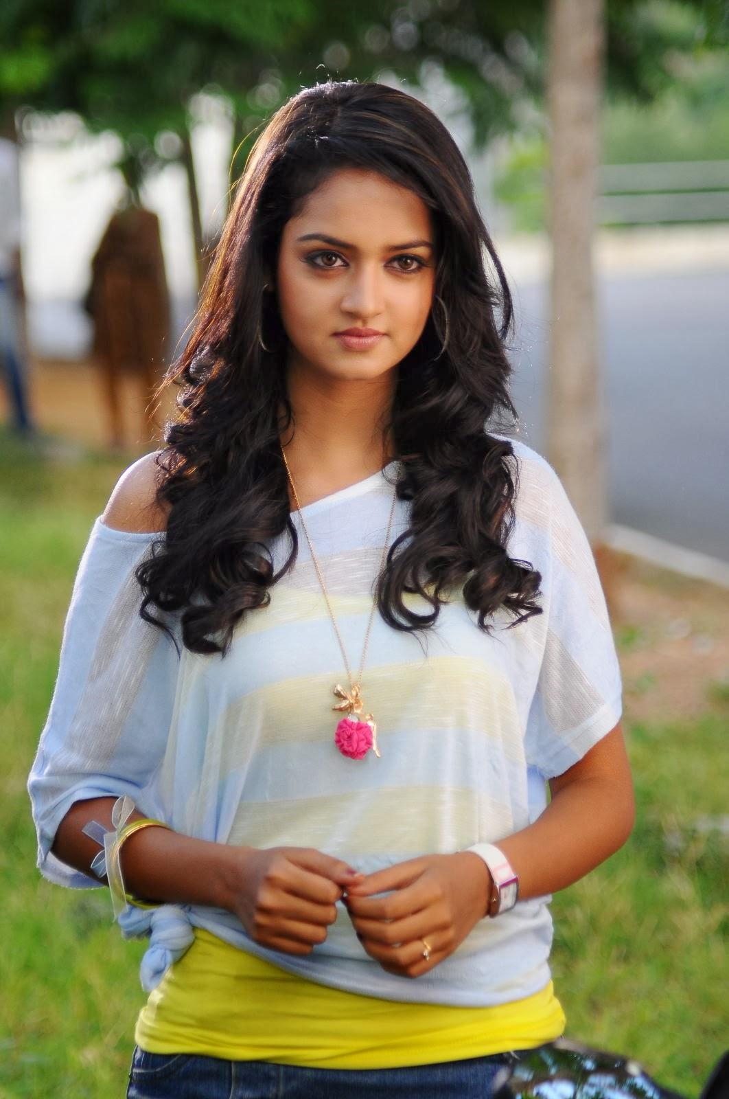 Shanvi Latest Hot Photos From Adda Telugu Movie  Hq Pics -4554