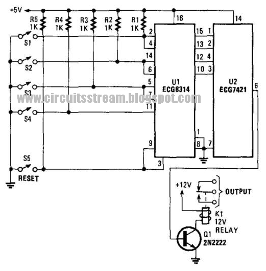 circuit diagram key key-less lock circuit diagram | electronic circuit ... land rover wiring diagram key