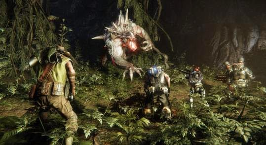 Download Evolve PC Monster Race Edition