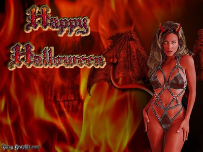 hot halloween wallpapers - photo #8