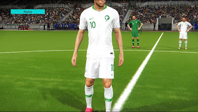 PES 2018 World Cup 2018 Kitpack + National Teams by Lucas RK Kitmaker