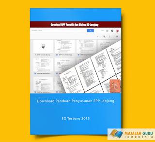 Download RPP Tematik dan Silabus SD KTSP Lengkap Terbaru 2015