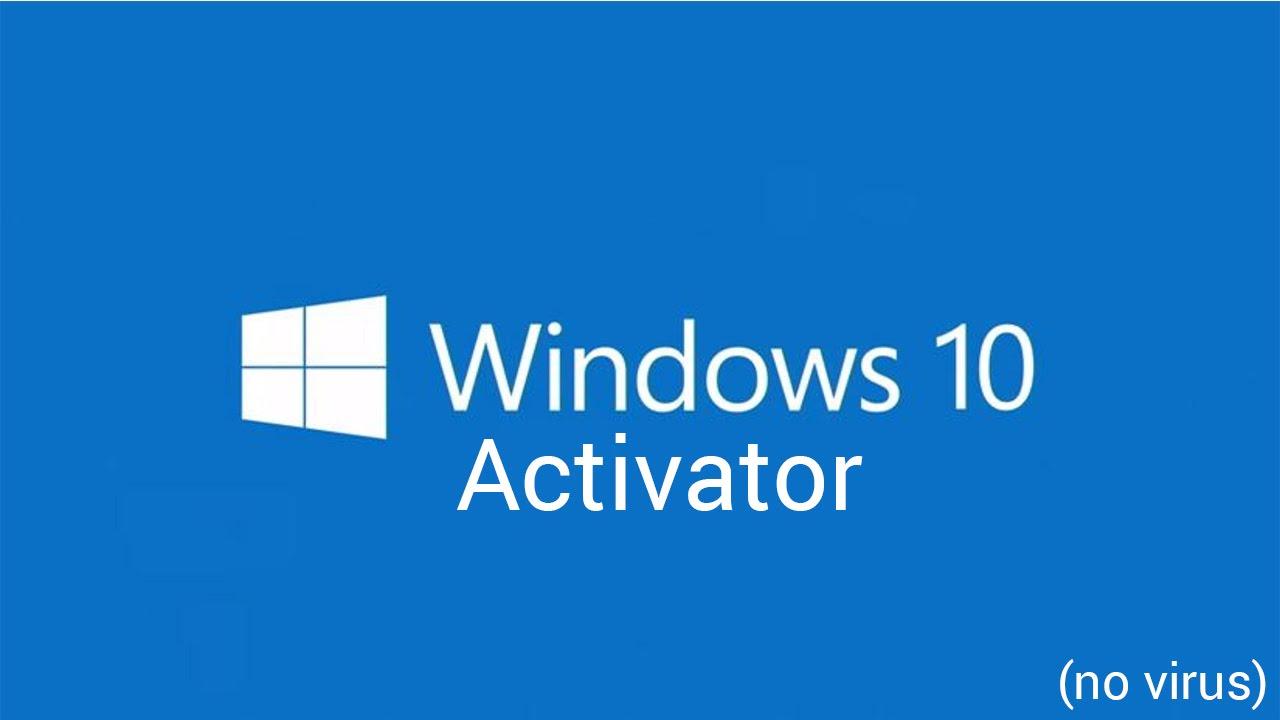 windows 10 activator application