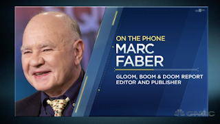It's going to end 'extremely badly,' with stocks set to plummet 40% or more, warns Marc 'Dr. Doom' Faber