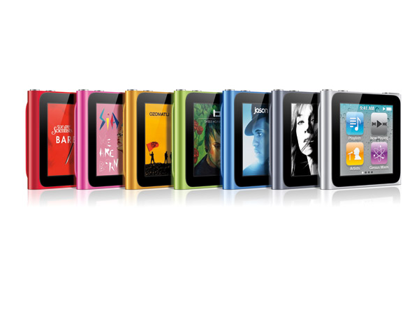 Apple terminates 6th gen iPod Nano service and repair
