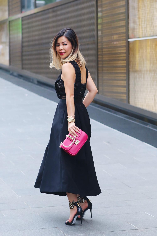 Kuala Lumpur fashion week 2016- Crystal Phuong- Streetstylee day 1