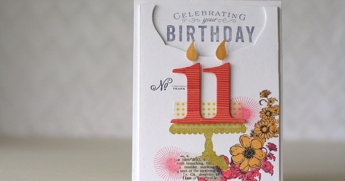 Notable Nest Girl S 11th Birthday Pti Blog Hop