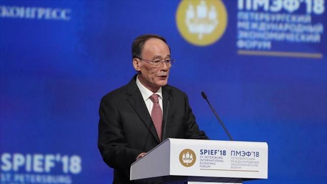 China dice que no permitirá una guerra en la península de Corea