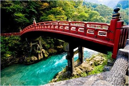 สะพานชินเคียว (Shinkyo Bridge)