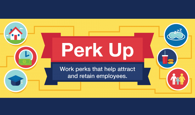 Work Perks that Help Attract and Retain Employees