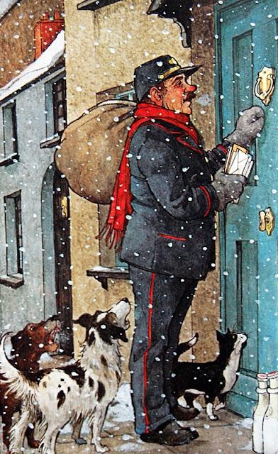 Τα Χριστούγεννα ενός παιδιού από την Ουαλία του Ντύλαν Τόμας - εικονογράφηση: Trina Schart Hyman
