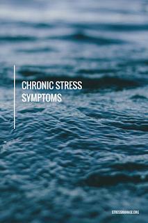 Chronic Stress Symptoms
