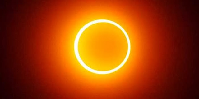 Surya Grahan Solar  eclipse