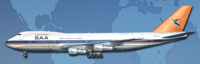 The Jet Age: South African Airways Flight 295