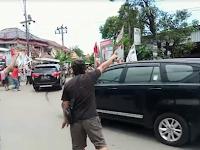 VIRAL! Kedatangan Sandi di Pati Disambut Teriakan Jokowi