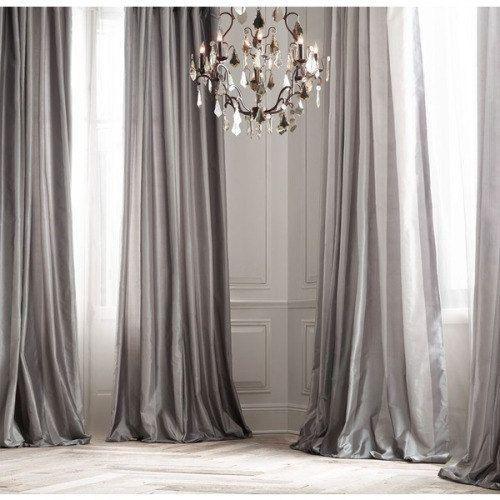 Curtain Slides Sliding Door Glass Small Window Smart