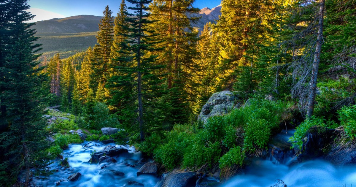 wallpaper peaceful flowing - photo #20