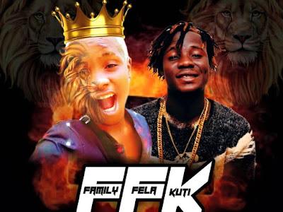 FAST DOWNLOAD: Dj Wise1 ft Dtop - FFK (Family Fela Kuti)