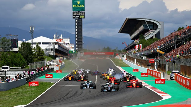 Formula 1 Spanish Grand Prix 2019