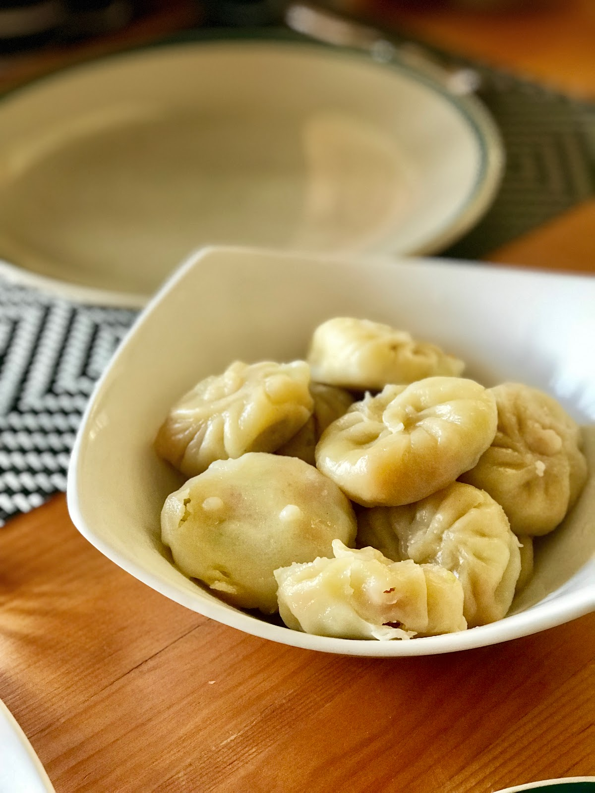 cheese dumplings