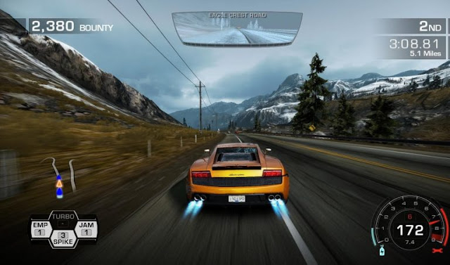 Need For Speed Hot Pursuit 2010 Game Screenshots